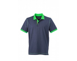 Pánská polokošile James & Nicholson Mens Urban Polo