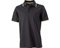 Pánská polokošile James & Nicholson Mens Coldblack® Polo