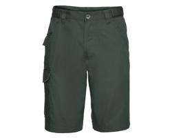 Pánské kraťasy Russell Poly/Cotton Twill Shorts