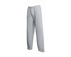 Unisexové tepláky Fruit of the Loom Open Hem Jog pants