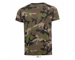 Pánské tričko Sol's Camo