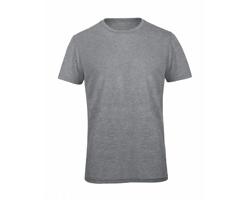 Pánské tričko B&C Triblend O