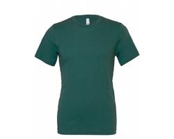 Unisexové tričko Canvas Jersey Crew Neck