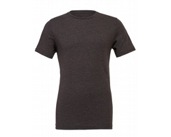 Unisexové tričko Canvas CVC Short Sleeve Tee