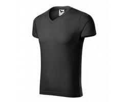 Pánské tričko Adler Malfini Slim Fit V-Neck