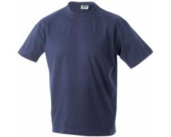 Pánské tričko James & Nicholson Workwear-T Men