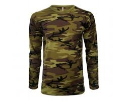 Pánské tričko Alex Fox Military Long Sleeve