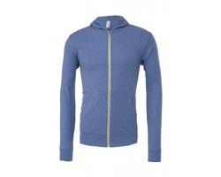 Unisexové tričko s kapucí Bella & Canvas Triblend