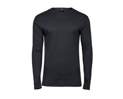 Pánské tričko Tee Jays Long Sleeve Interlock Tee