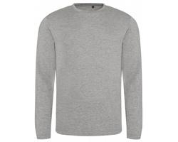 Pánské tričko AWDis Just Ts Longsleeve Tri-Blend T