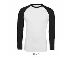 Pánské tričko Sol´s Funky LS