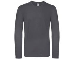 Pánské tričko B&C E150 LSL