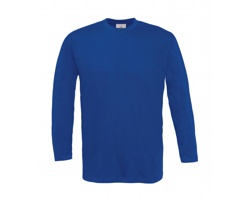 Unisex tričko B&C Exact 190 LSL