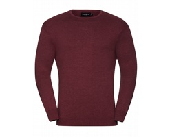 Pánský svetr Russell Crew Neck Knitted Pullover