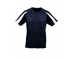Dětské sportovní tričko AWDis Just Cool Kids Contrast T