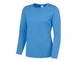 Dámské sportovní tričko AWDis Just Cool Long Sleeve T