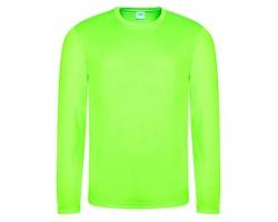 Pánské sportovní tričko AWDis Just Cool Long Sleeve T