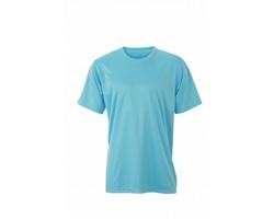 Pánské sportovní tričko James & Nicholson Mens Active-T