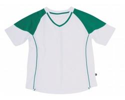 Dětské sportovní tričko James & Nicholson Team-T Junior