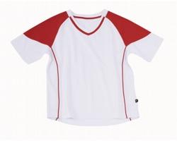 Unisexové sportovní tričko James & Nicholson Team-T