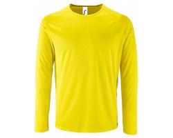Pánské sportovní tričko Sol's Sporty LSL Men