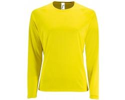 Dámské sportovní tričko Sol's Sporty LSL Women