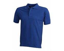 Pánská pracovní polokošile James & Nicholson Workwear Polo