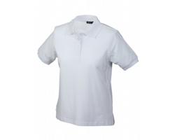 Dámská pracovní polokošile James & Nicholson Workwear Polo