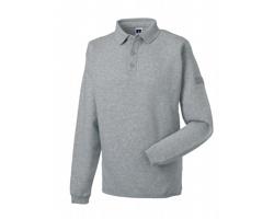 Pánská pracovní polokošile Russel Workwear Heavy Duty Collar