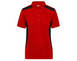 Dámská pracovní polokošile James & Nicholson Workwear Polo - STRONG