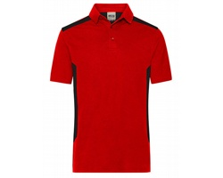 Pánská pracovní polokošile James & Nicholson Workwear Polo - STRONG