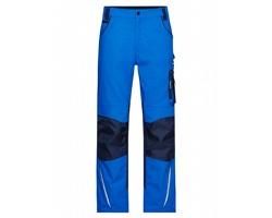 Unisexové pracovní kalhoty James & Nicholson Workwear Pants - STRONG