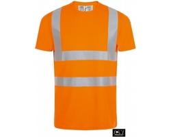 Bezpečnostní tričko Sol's Mercure Pro