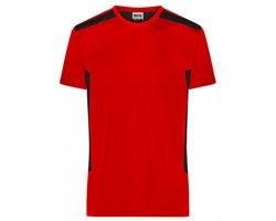 Pánské pracovní tričko James & Nicholson Workwear T-Shirt - STRONG