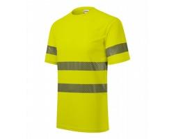 Unisexové pracovní tričko Adler Rimeck HV Dry