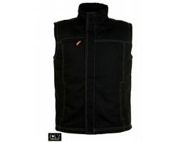 Pánská pracovní vesta Sol's Bodywarmer Worker Pro