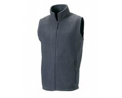 Pánská pracovní  fleecová vesta Russell Outdoor Fleece Gilet