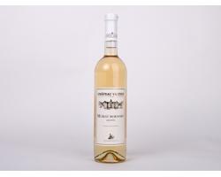 Bílé suché víno Muškát moravský jakostní  - 0,75l