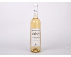 Bílé suché víno Valtický Sylván jakostní  - 0,75l