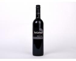 Červené suché víno Merlot exclusive - 0,75l