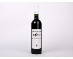 Červené suché víno Modrý Portugal jakostní  - 0,75l
