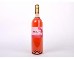 Rosé suché víno Merlot und Co Rose - 0,75l