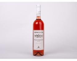 Rosé polosuché víno Zweigeltrebe Rose jakostní  - 0,75l