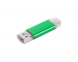 Klasický USB flash disk LAPINE OTG - duální, USB 3.0, Type-C, 3v1