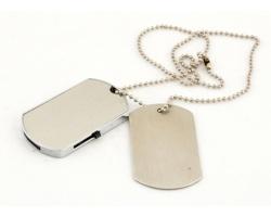 Klíčenkový USB flash disk MERCER