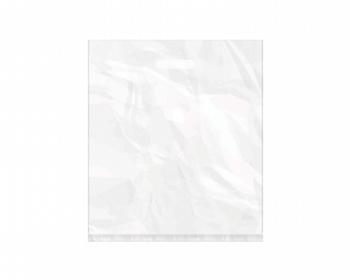 Náhled produktu Igelitová PE taška čirá (ledová) - 400x460mm, páskové ucho a složené dno