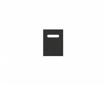 Náhled produktu Igelitová PE taška černá - 150x200mm, průhmat