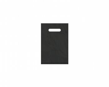 Náhled produktu Igelitová PE taška černá - 200x300mm, průhmat