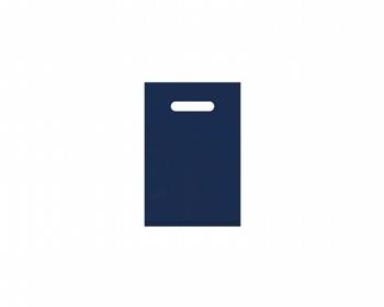 Náhled produktu Igelitová PE taška tmavě modrá - 200x300mm, průhmat