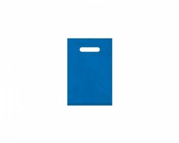 Náhled produktu Igelitová PE taška světle modrá - 200x300mm, průhmat